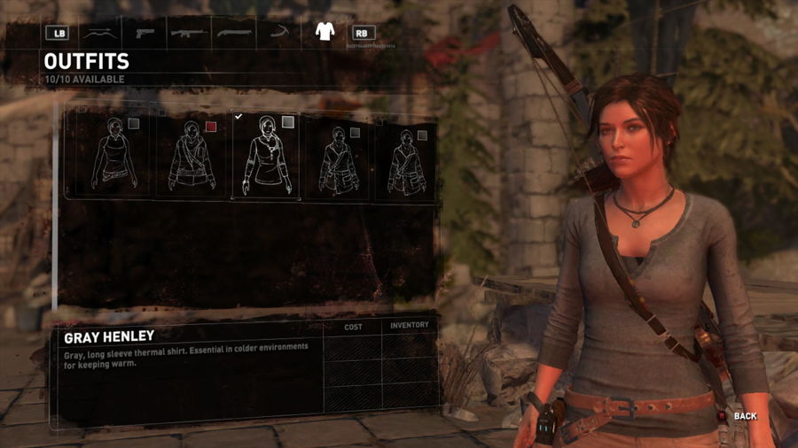 Rise Of The Tomb Raider Outfit 4