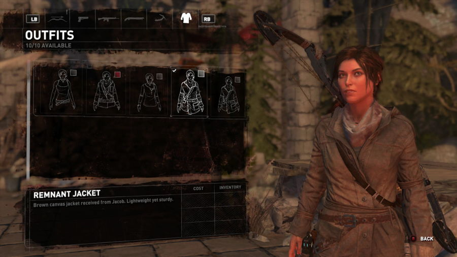 Rise Of The Tomb Raider Outfit 5