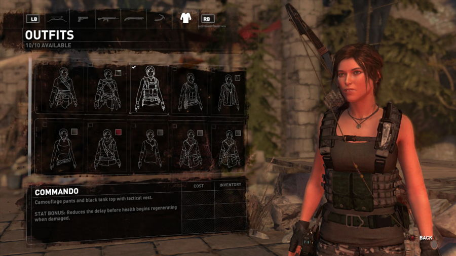 Rise Of The Tomb Raider Outfit 6