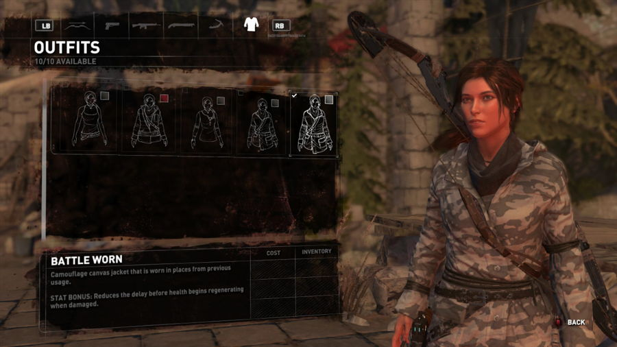 Rise Of The Tomb Raider Outfit 8