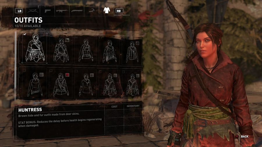 Rise Of The Tomb Raider Outfit 9