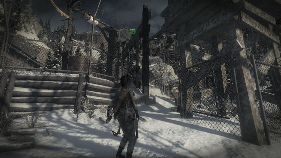 Rise Of The Tomb Raider Quest Map 3-2