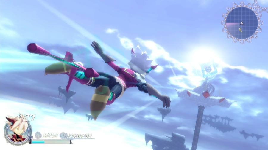Rodea the Sky Soldier Review - Gamers Heroes