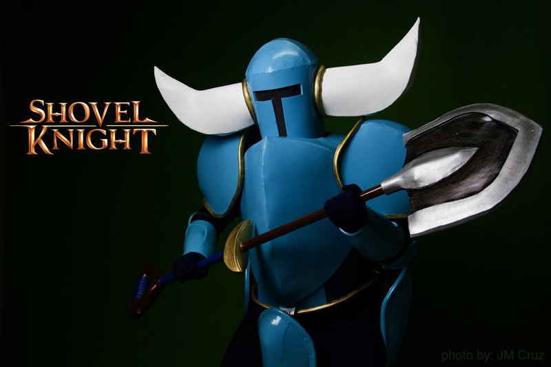 Shovel Knight Cosplay - Gamers Heroes