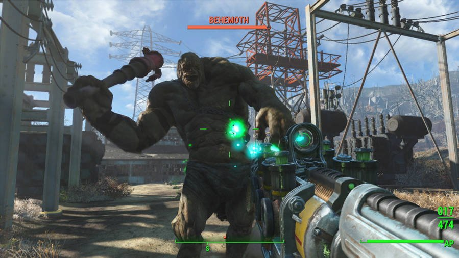 Where To Find The Best Weapons In Fallout 4