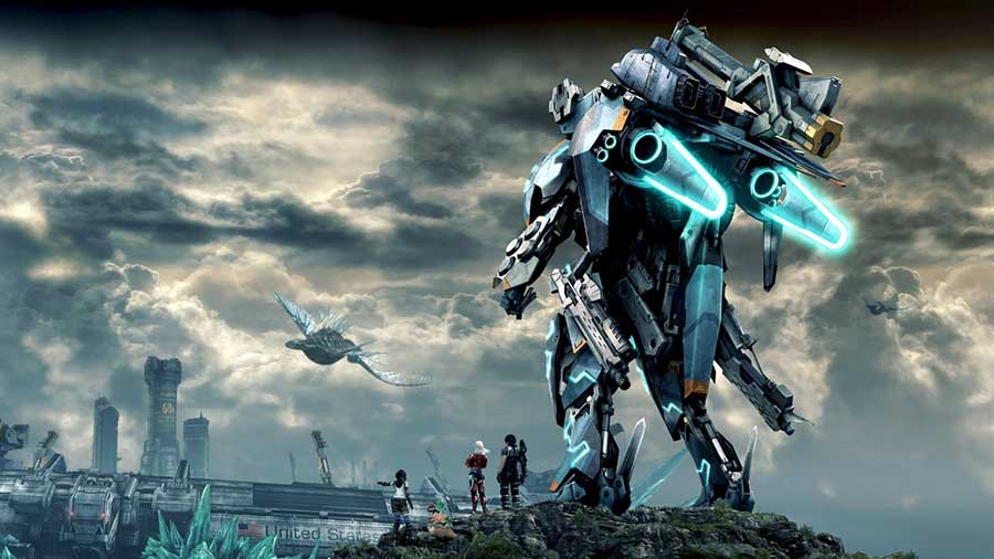 Xenoblade Chronicles X - Gamers Heroes