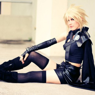 Cosplay Wednesday – Final Fantasy VII's Cloud Strife (Female)