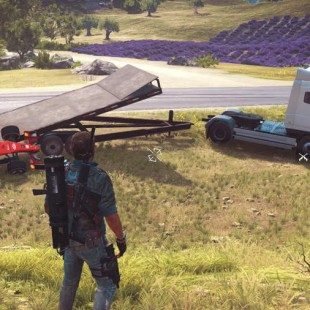 How To Unlock The F1 Car (Mugello Farina Duo) In Just Cause 3