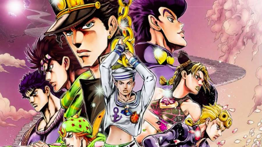Jojo's Bizarre Adventure Eyes of Heaven - Gamers Heroes