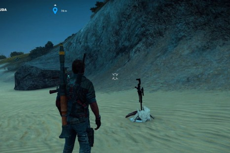 Check Out This Awesome Dark Souls Easter Egg In Just Cause 3