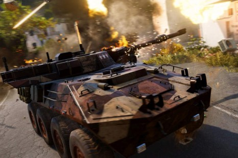 How To Get An Awesome Tank Early In Just Cause 3