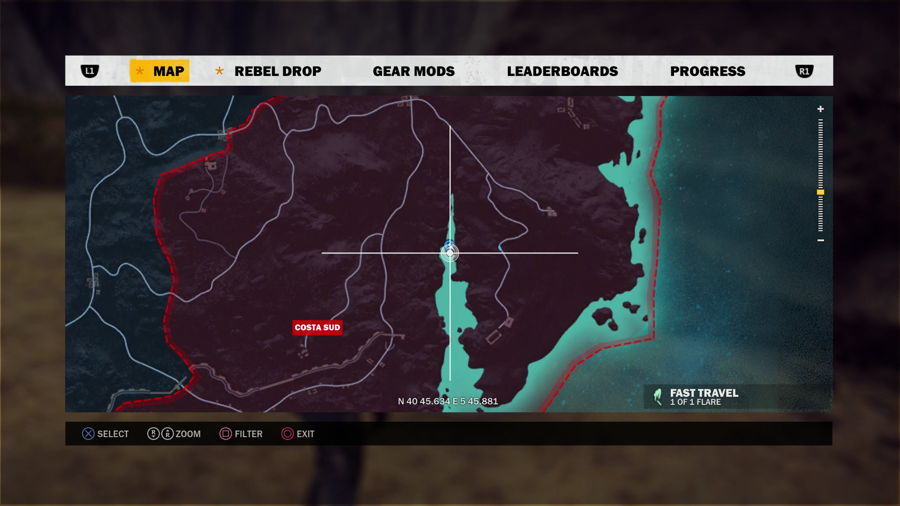 Just Cause 3 Mr Snowman Location