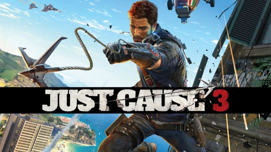 Just Cause 3 Review – A Clunky Chaotic Mess