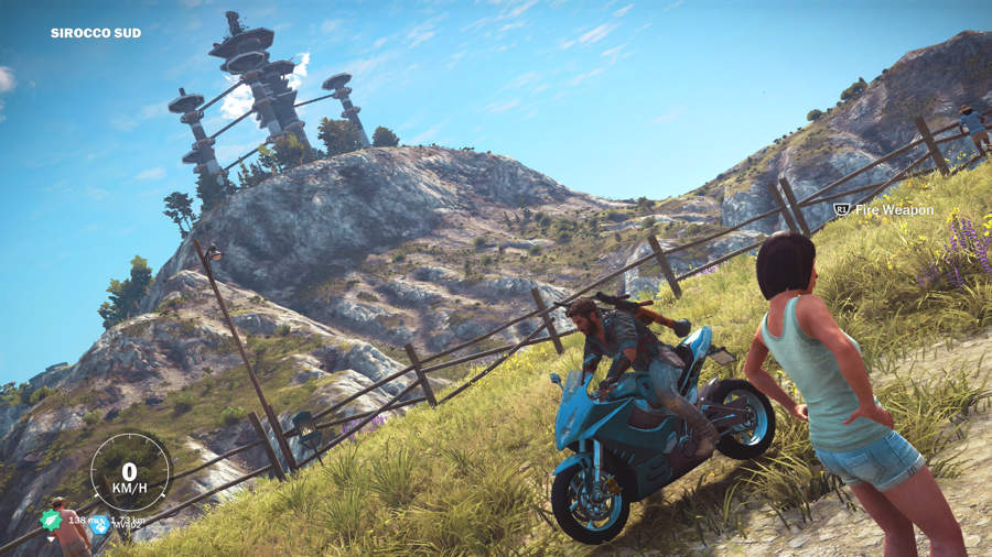 Just Cause 3 Vehicle Location Guide - MV402