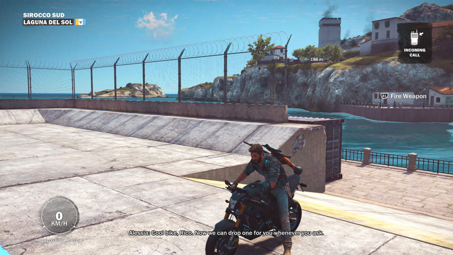 Just Cause 3 Vehicle Location Guide - Mugello Furia MS-316