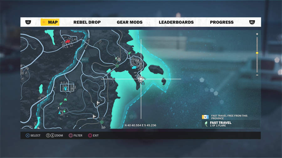 how to get rebel drop on just cause 3
