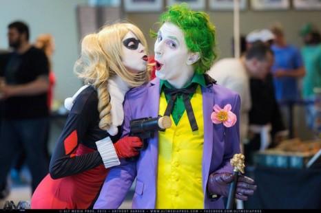 Cosplay Wednesday – Batman's Joker and Harley Quinn