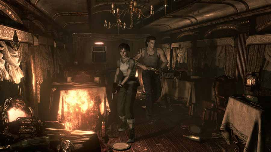 Resident Evil 0 - Gamers Heroes