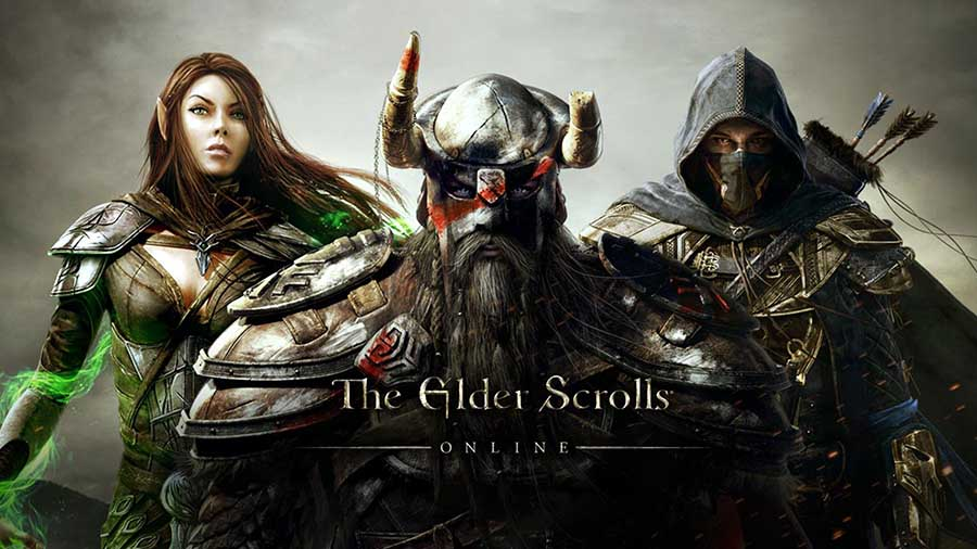 The Elder Scrolls Online - Gamers Heroes