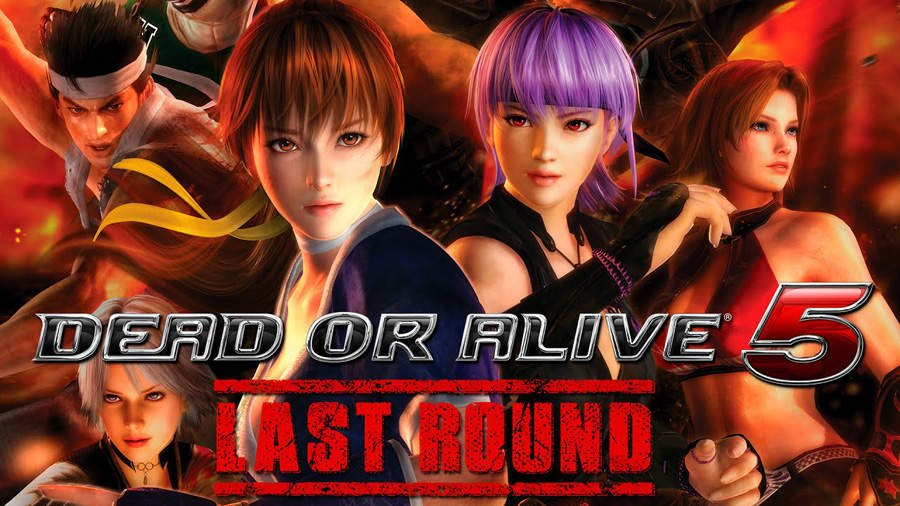 Dead or Alive 5 Last Round Save Game (Samurai Warriors DLC