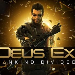 Deus EX: Mankind Divided 101 Trailer