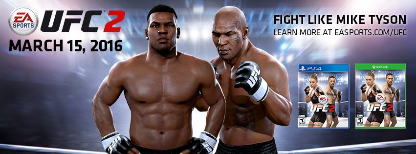 EA Sports UFC 2 Will Let You Play As Mike Tyson