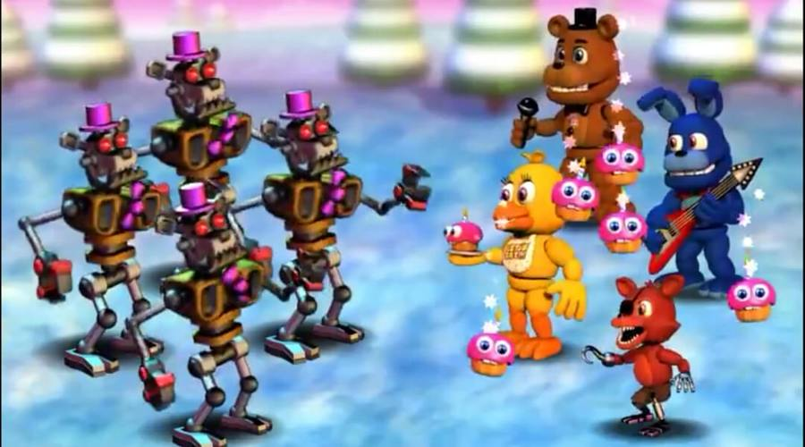 Five Night At Freddy's World Guide: Quick EXP Guide