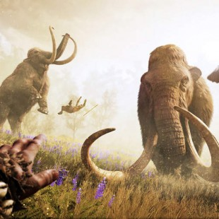Far Cry Primal Live Action Trailer – It's All About The Guts