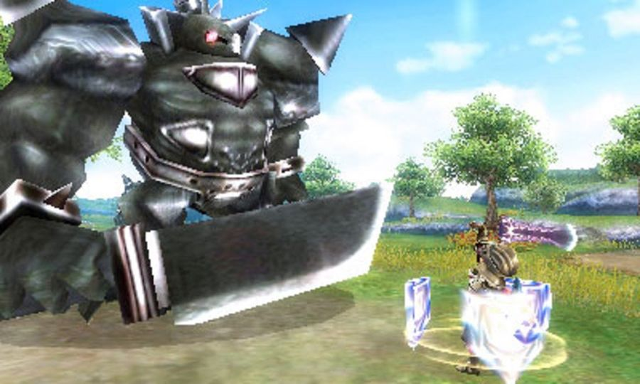 Final Fantasy Explorers Monster Companion List