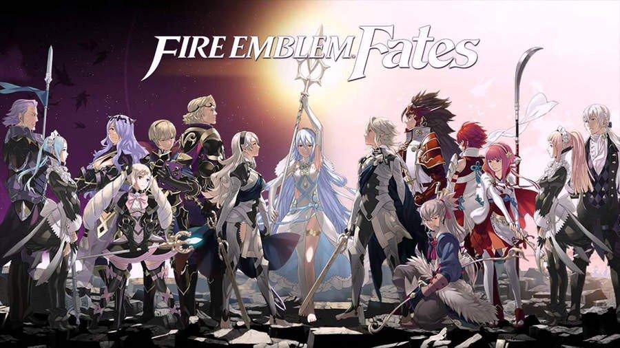 Fire Emblem Fates Birthright