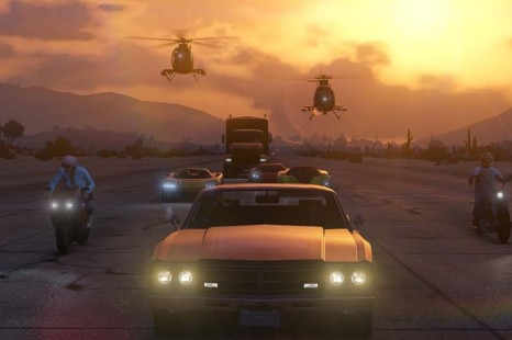 GTA Online Updates Include Drop Zone Adversary Mode, New Cars