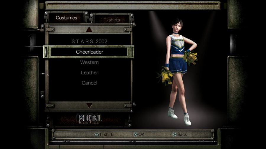How To Access The Pre Order Outfits In Resident Evil 0 Hd Remaster