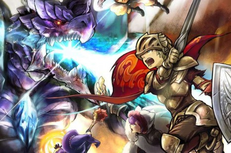 Final Fantasy Explorers Crystal Surge List