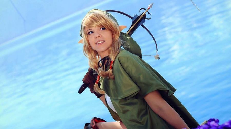 Hyrule Warriors Linkle Cosplay - Gamers Heroes