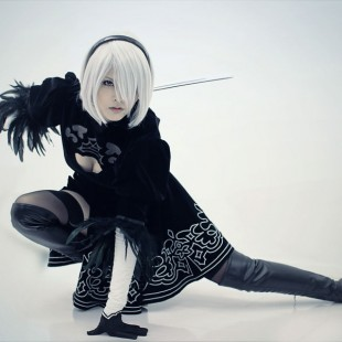 Cosplay Wednesday – NieR: Automata's 2B