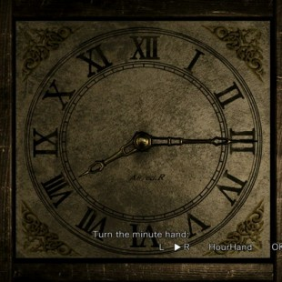 Resident Evil 0 HD Remaster Guide: Clock Puzzle Guide