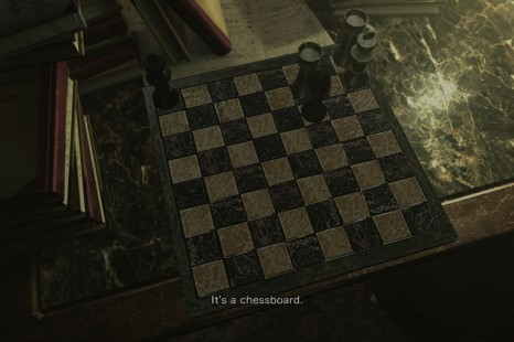 Resident Evil 0 HD Remaster Guide: Chess Puzzle Guide