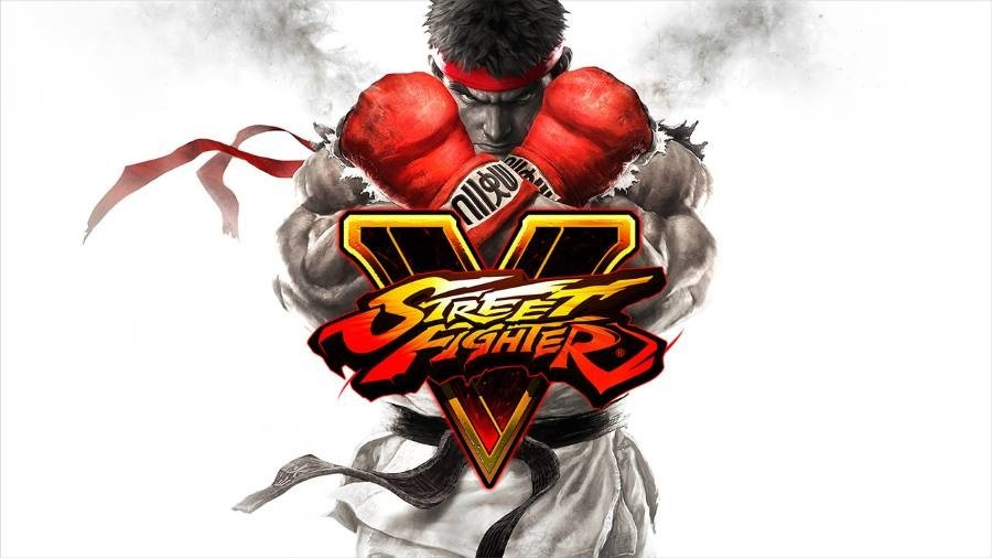 Street Fighter V - Gamers Heroes