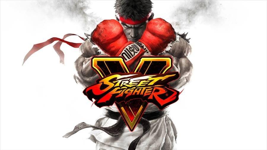 Street Fighter V - Gamers Heroes