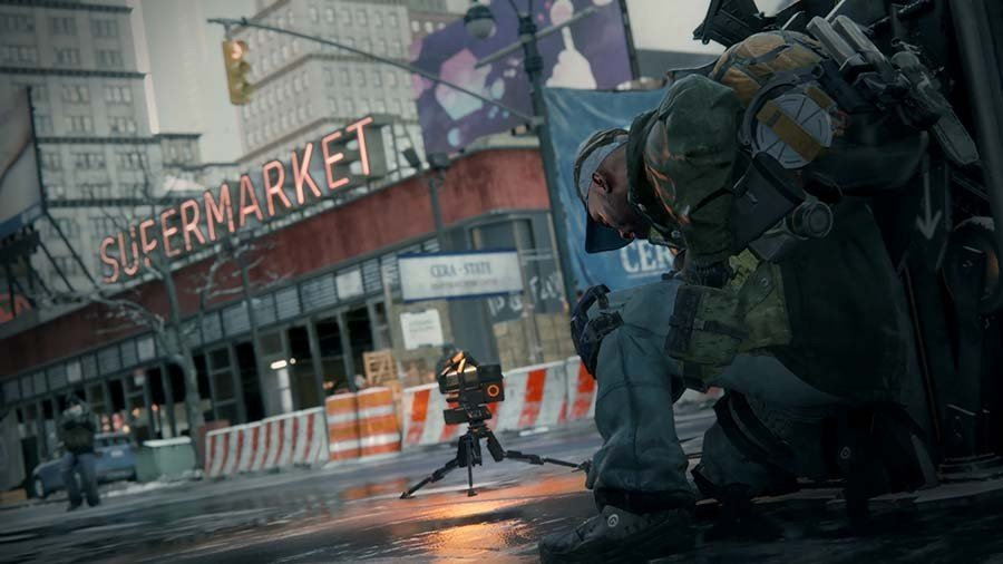 The Division - Gamers Heroes