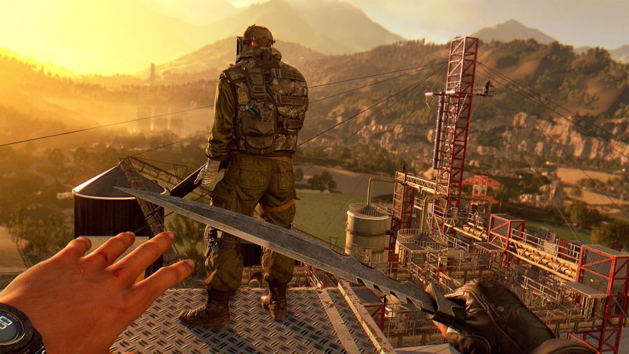 New Dying Light: The Following Trailer Introduces Daily Bounties