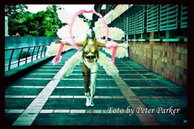 Cosplay Wednesday – Digimon's Angewomon