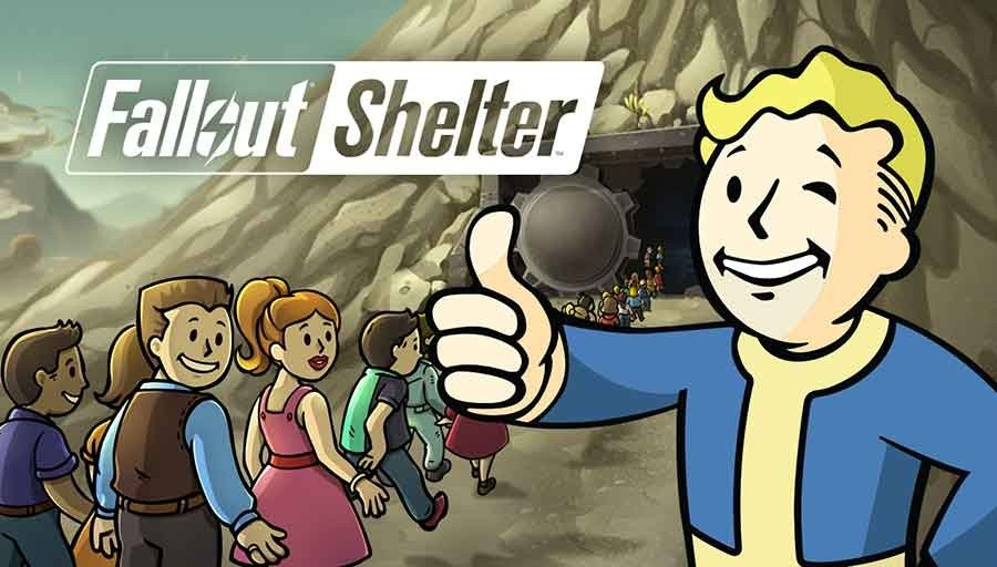Fallout Shelter News
