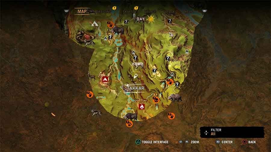 Man Cave Far Cry 5 Walkthrough : Far cry primal animal beast taming guide where to find