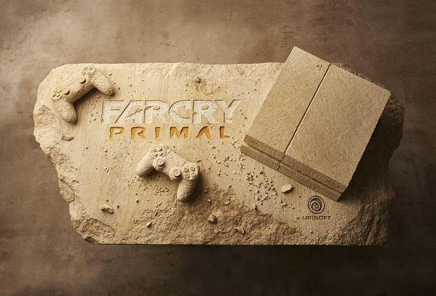 Far Cry Primal Stone Age Console