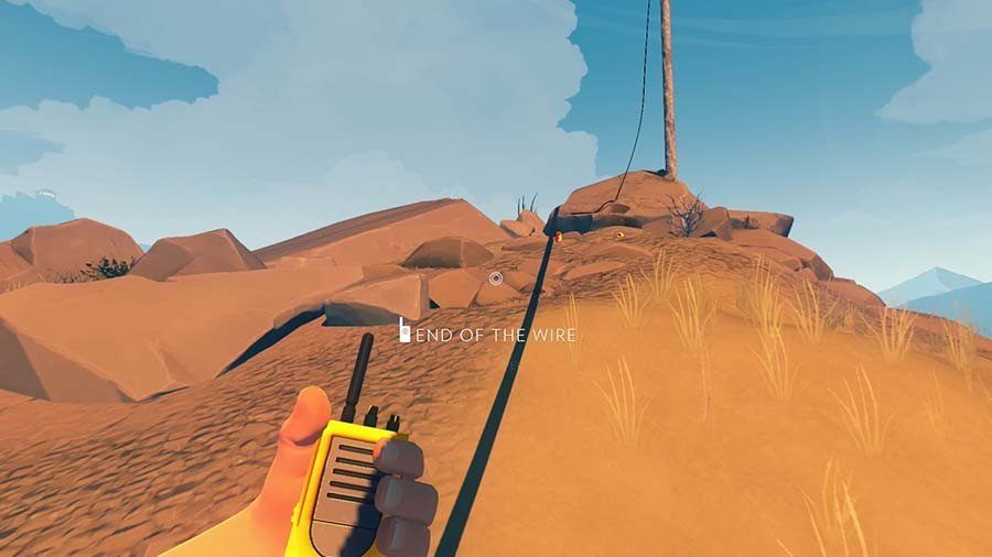 Firewatch Review - Gamers Heroes
