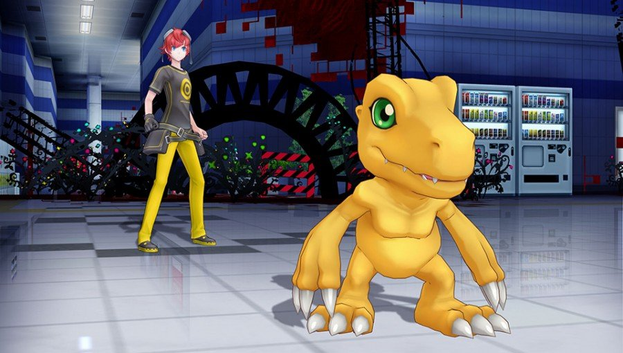 How To Raise/Max CAM Camaraderie In Digimon Story: Cyber Sleuth