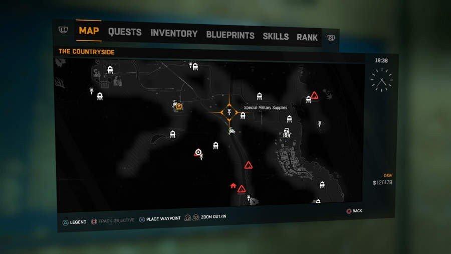 Nuke Location