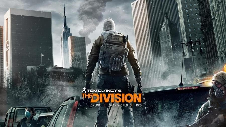 Tom Clancy's The Division - Gamers Heroes