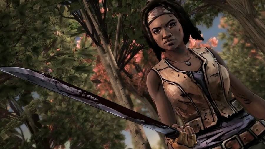 The Walking Dead Michonne Review - Gamers Heroes
